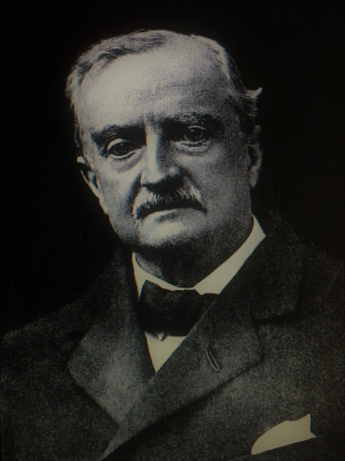 937a. Mr John Redmond, leader of the Irish Parliamentary Party