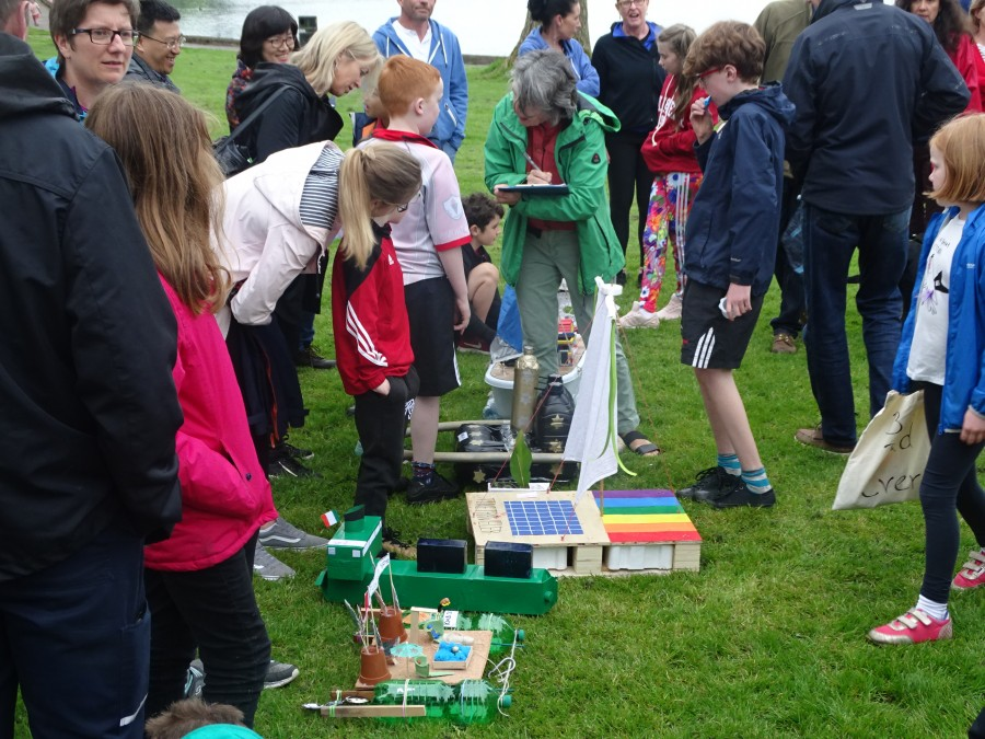 McCarthy's Make a Model Boat Project 2018