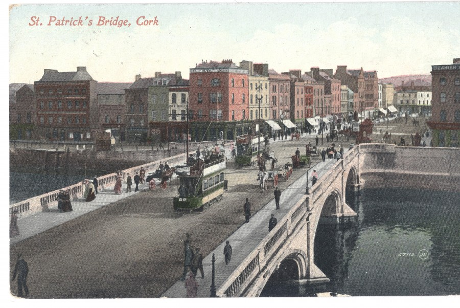 900b. St Patrick's Bridge, c.1900