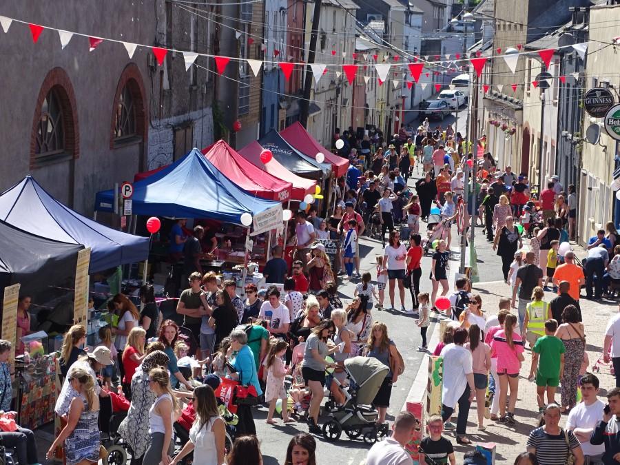 Shandon Street Festival, June 2018