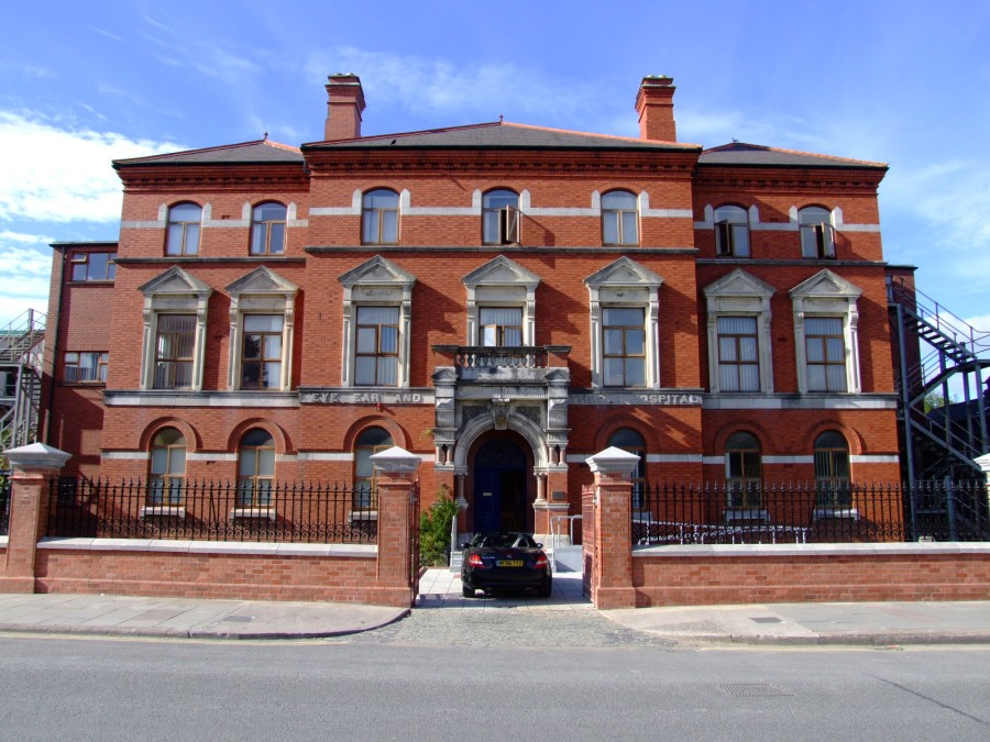944a. Former Eye, Ear and Throat Hospital, Western Road, Cork