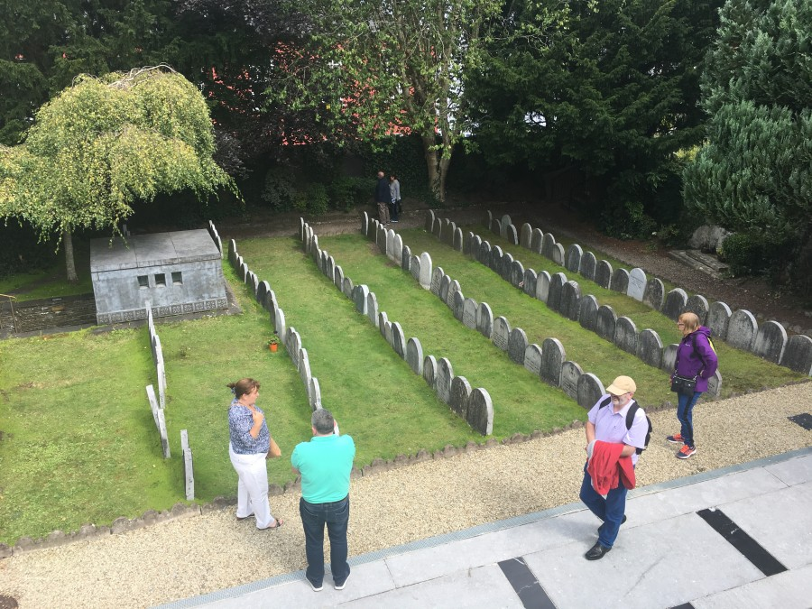 959c. Presentation Sister graveyard, Nano Nagle Place, present day