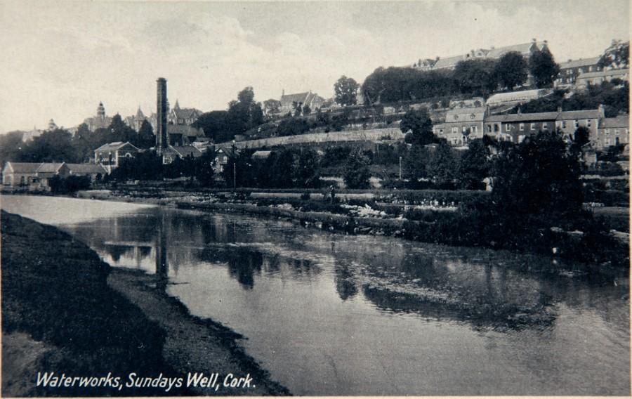 960a. Cork Waterworks & Sundays Well, c.1900