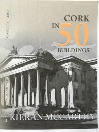961a. Front cover of Cork in 50 Buildings