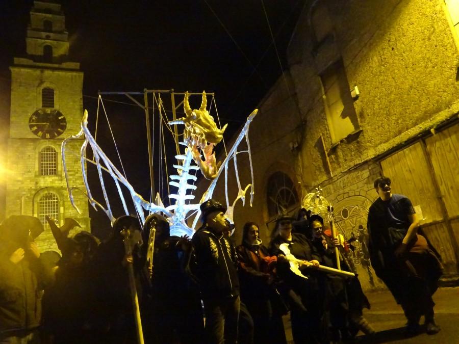 Dragon of Shandon Parade, Cork, 31 October 2018 Kieran McCarthy pictures