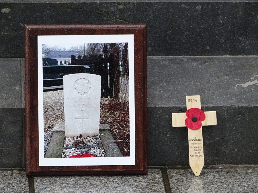 12. Armistice Day 100, World War I Memorial, South Mall, Cork, 11 November 2018