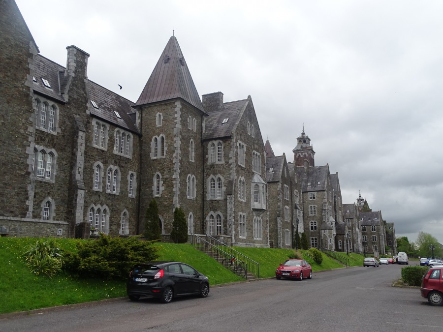 973a. Former Cork Lunatic Asylum Our Lady's Hospital, present day
