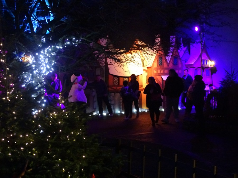 The Glow Festival on the Grand Parade & in Bishop Lucey Park attracts large numbers of citizens and visitors to Ireland's southern capital, December 2018