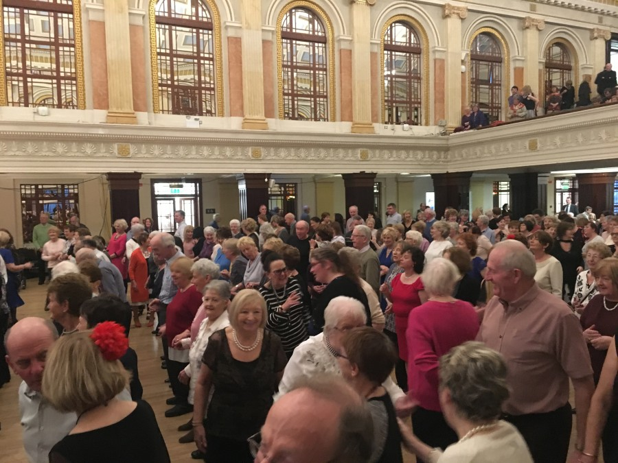 Lord Mayor's Tea Dance, Cork City Hall, January 2018