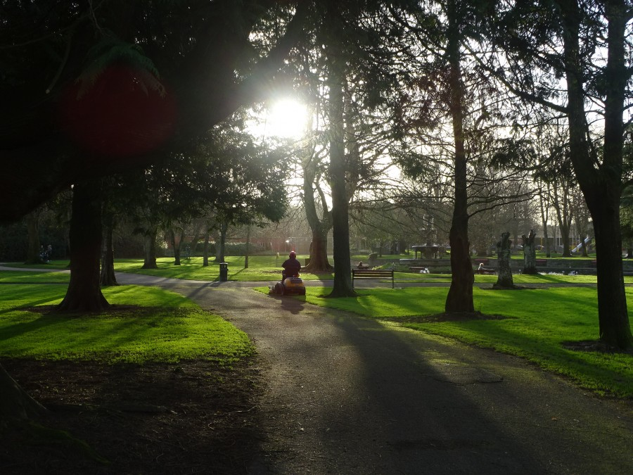 Fitzgerald's Park, Cork, 8 January 2019 by Cllr KMC