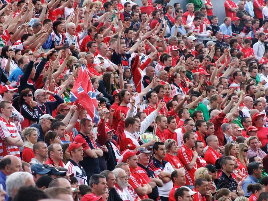 986a. Pairc Ui Chaoimh Crowd, Cork-Kerry Football Match June 2012