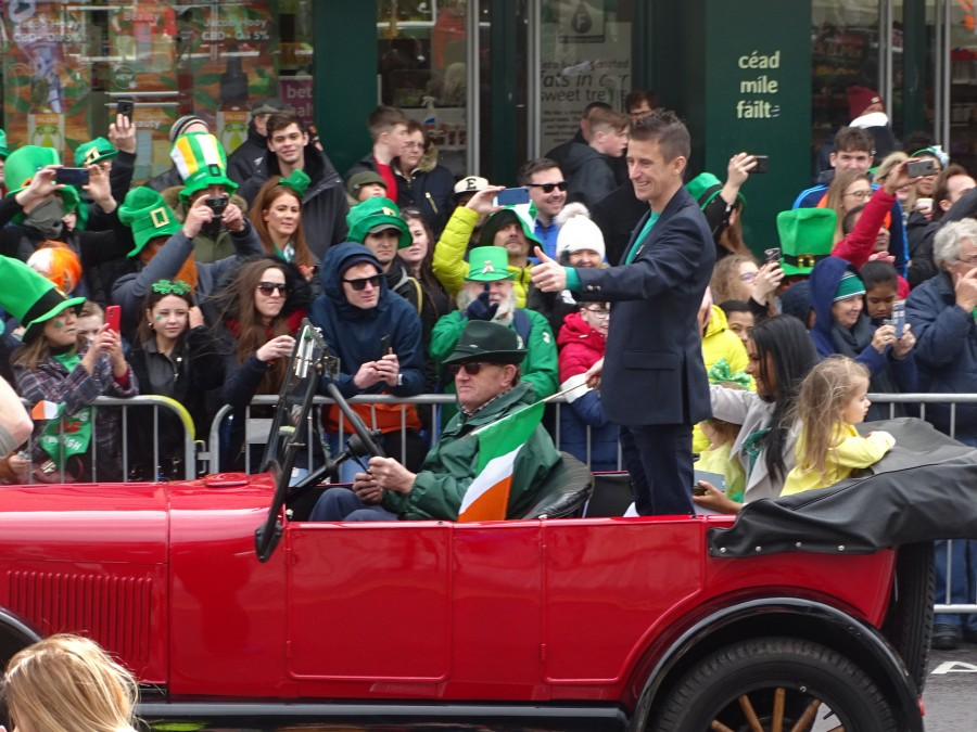 St Patrick's Day Parade, Cork, 17 March 2019