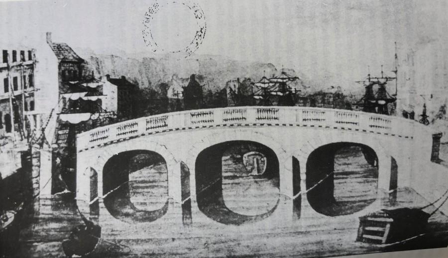 2. First St Patrick's Bridge, Cork