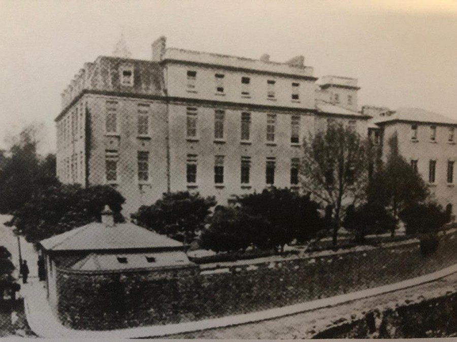 988a. North Infirmary, Cork 1914