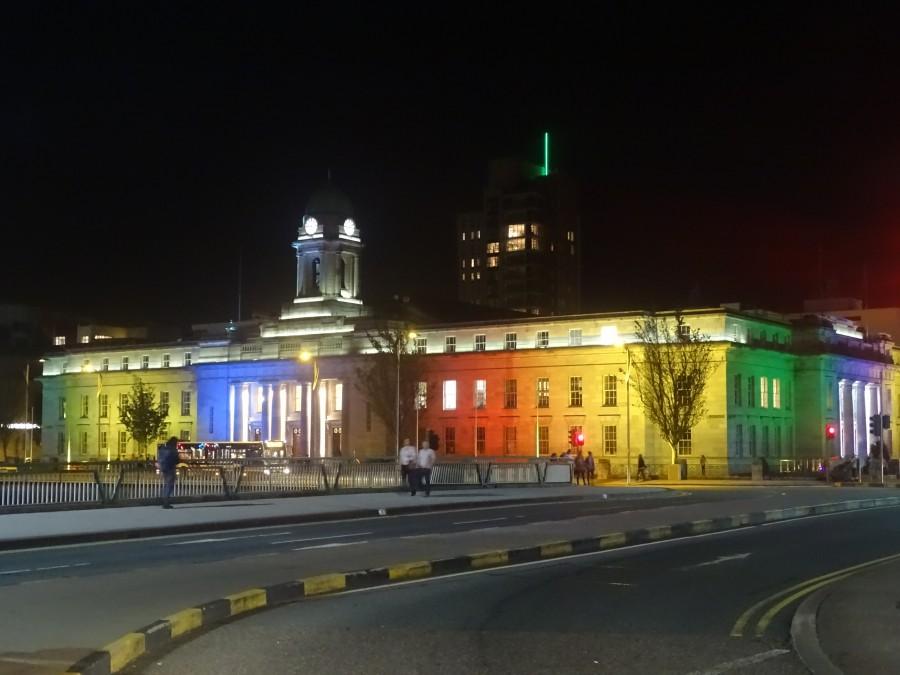 Cork City Hall, picture: Kieran McCarthy
