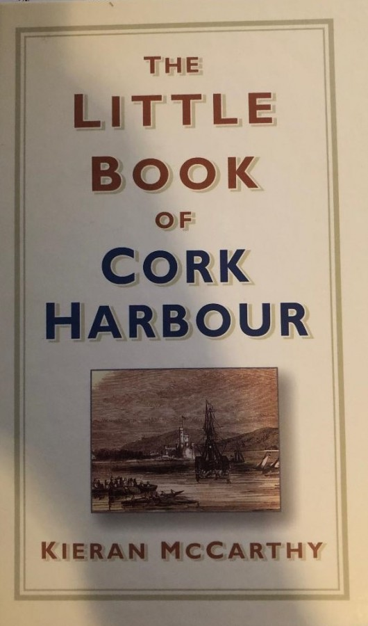 Little Book of Cork Harbour Front Cover