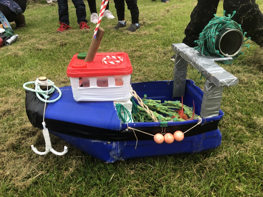Entrants, McCarthy's Make a Model Boat Project, The Lough, Cork, 16 May 2019