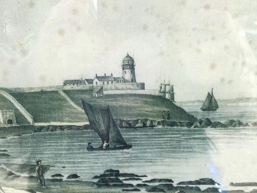 999a. Roches Point, early nineteenth century by H Morgan