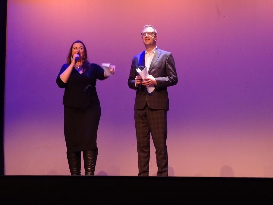 Hosts, McCarthy's Community Talent Competition, 2019
