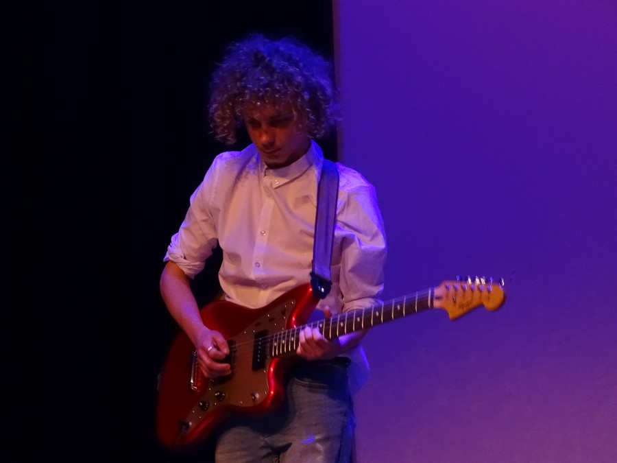 Finalist, McCarthy's Community Talent Competition, 2019