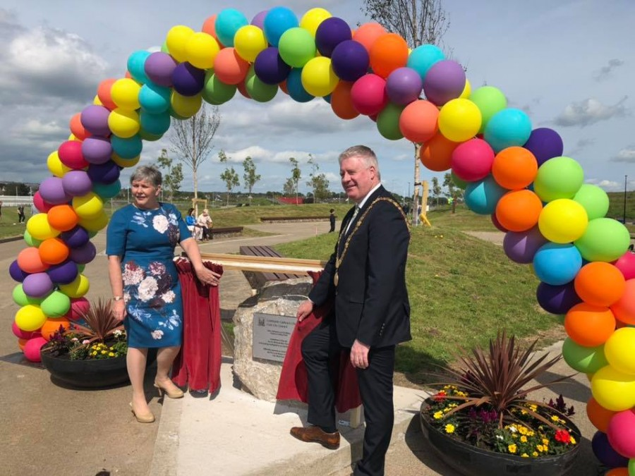 Tramore Valley Park Opens, May 2019