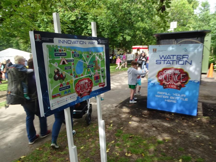 Cork Carnival of Science, Fitzgerald's Park, Cork, June 2019