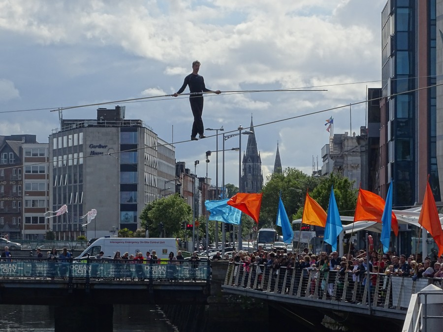 SeaFest on Cork's South Docks,  7-9 June 2019