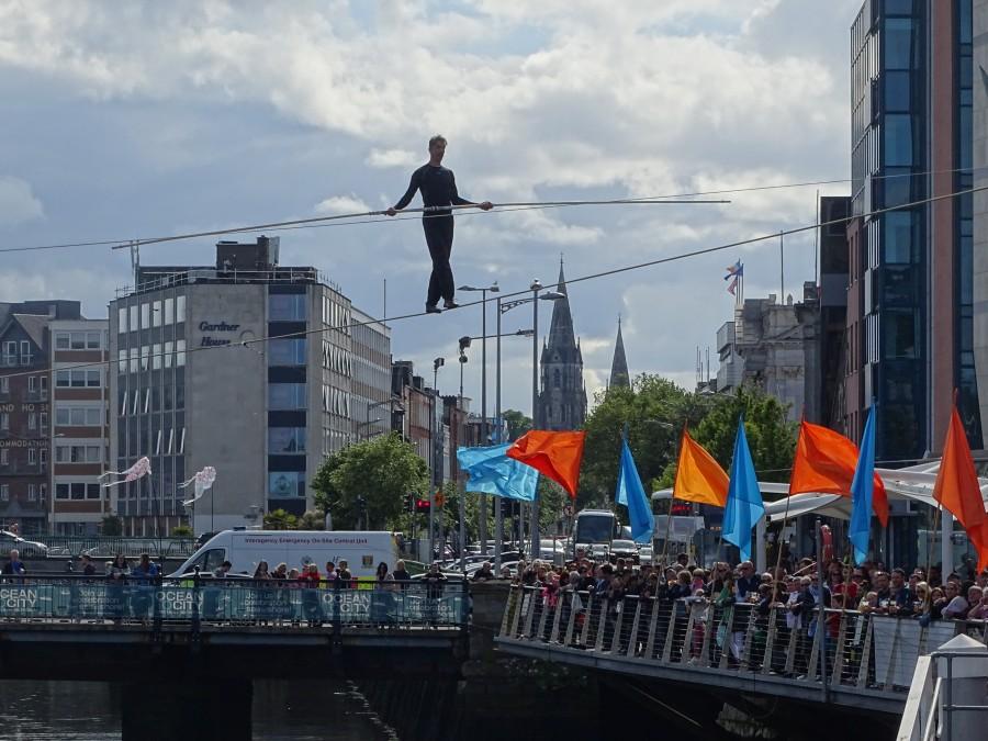 SeaFest on Cork's South Docks,  7-9 June 2019