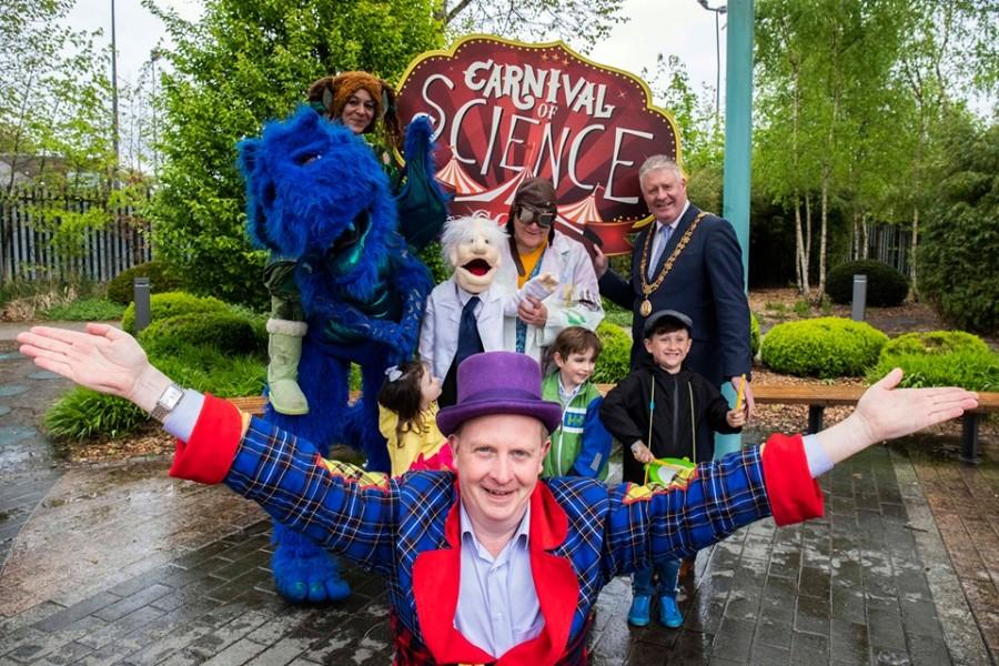 Carnival of Science, Cork, June 2019
