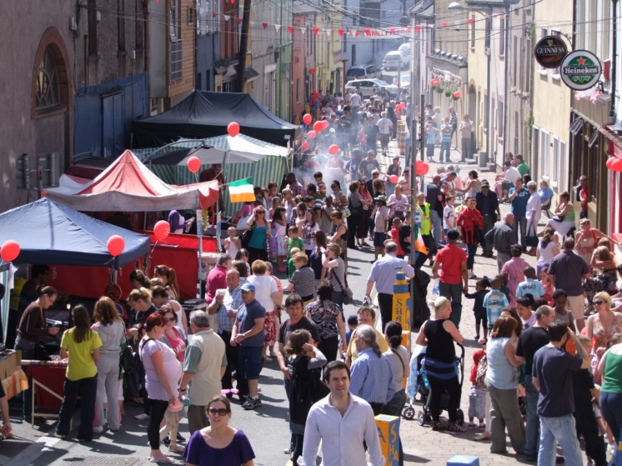 Shandon Street Festival, previous years