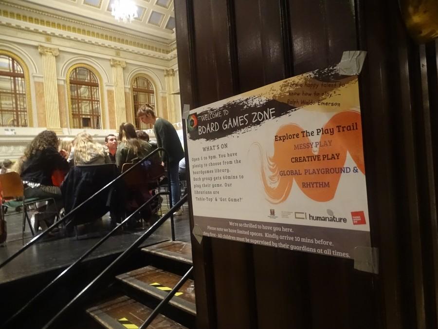 Cork City Hall, Cork Culture Night, 20 September 2019