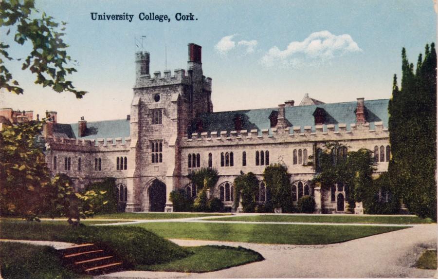 1017b. Queen's College Cork, c.1900