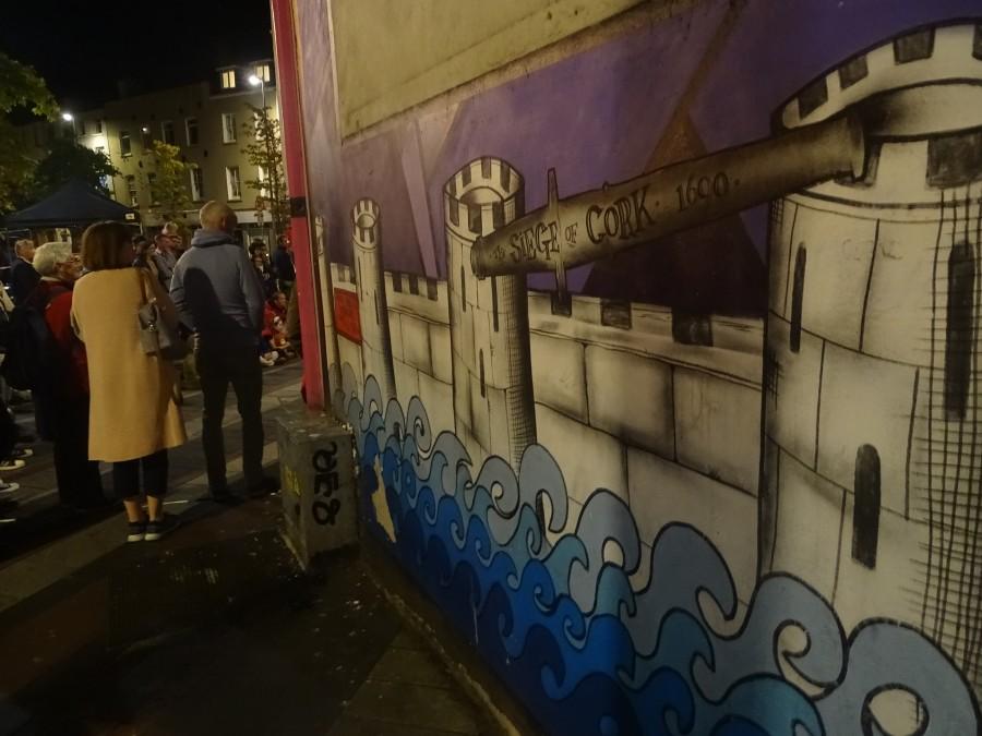 Kyle Street, Cork Culture Night, 20 September 2019