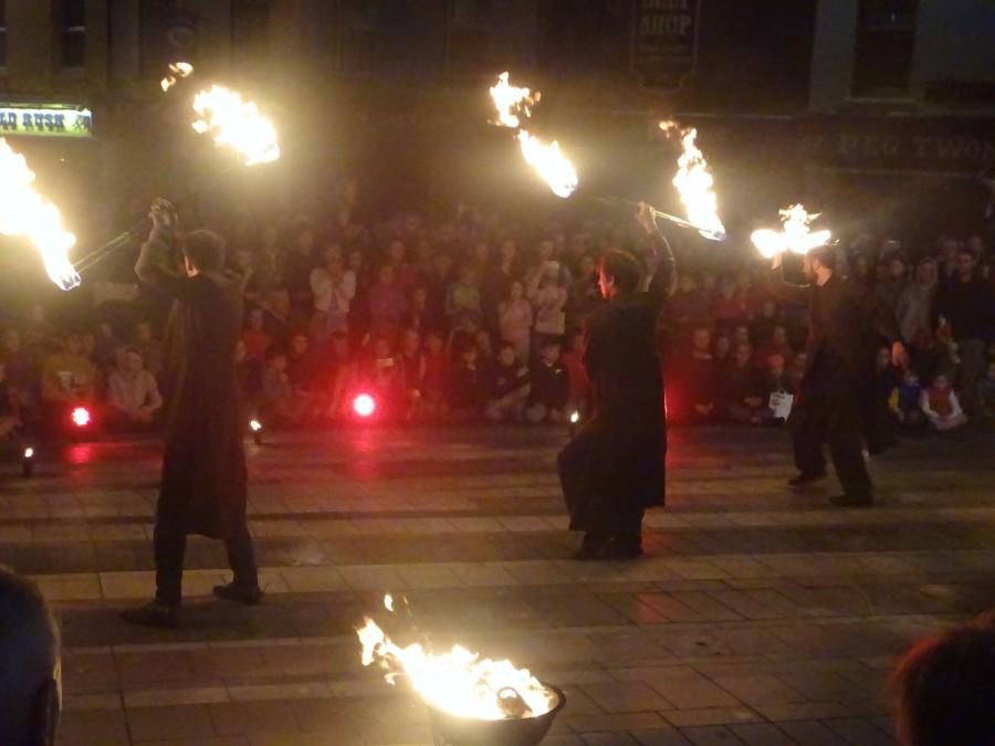 Inferno, Cork Coal Quay, Cork Culture Night, 20 September 2019