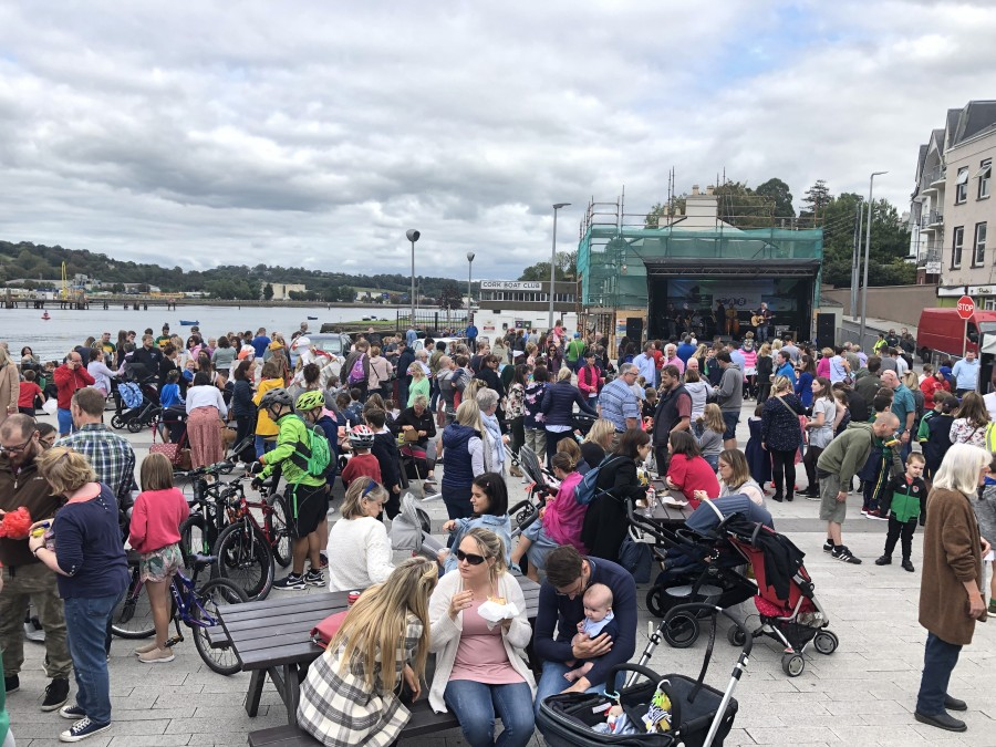 Blackrock Village Festival, Cork, 7 September 2019