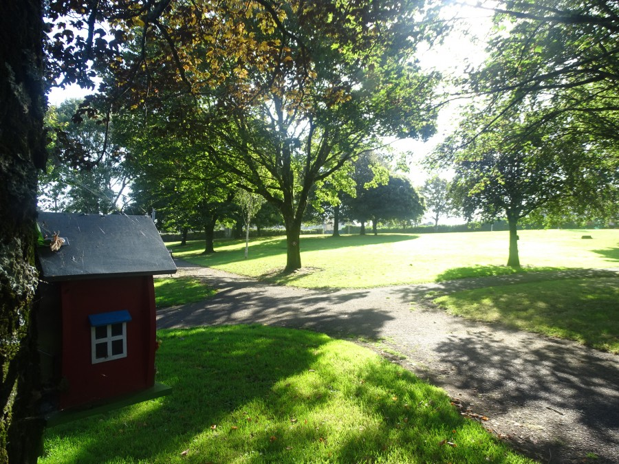 Ballinlough Community Park, Cork, 18 September 2019