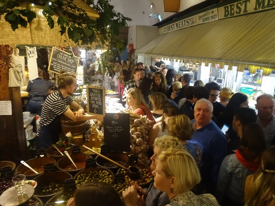 English Market, Cork Culture Night, 20 September 2019
