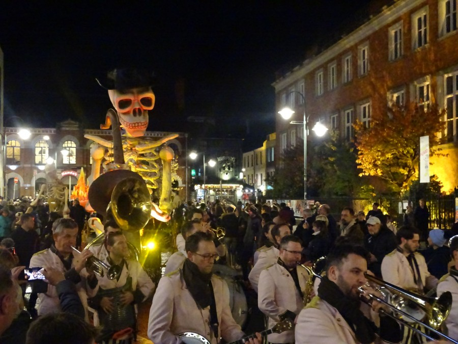 Cork Jazz Festival Parade, 25 October 2019 6.