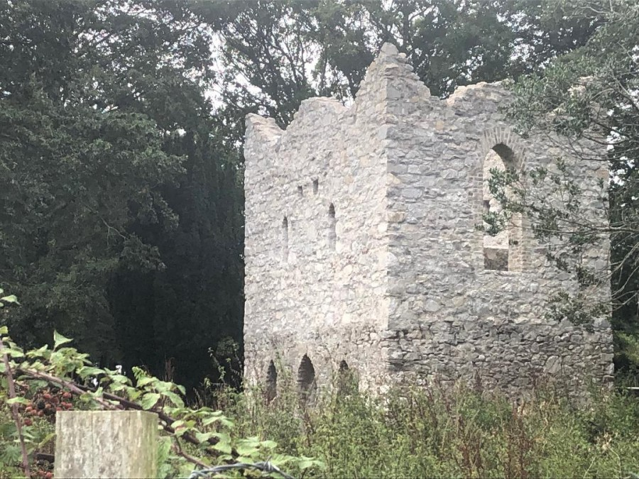 Bessboro Folly, September 2019