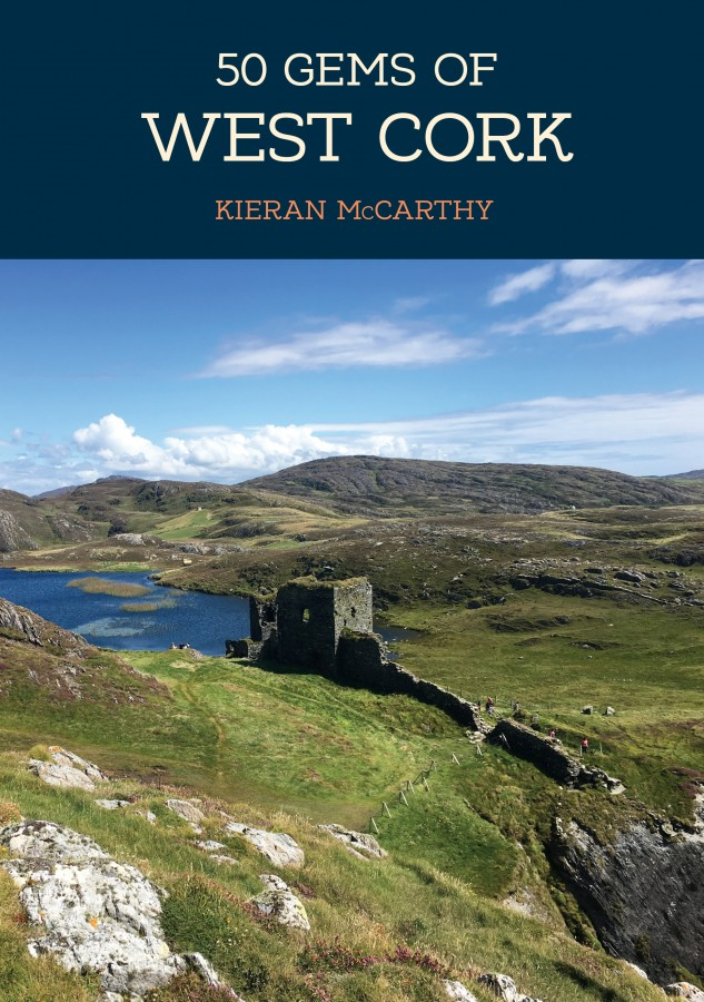 1025a. Front Cover of 50 Gems of West Cork by Kieran McCarthy