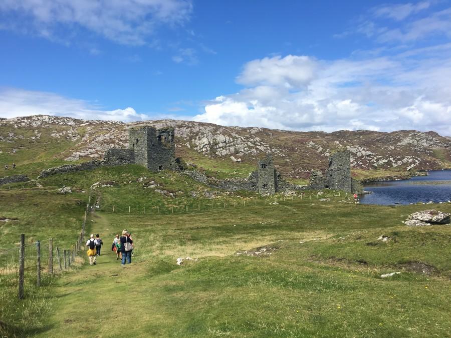 1027a. Three Castle Head, present day