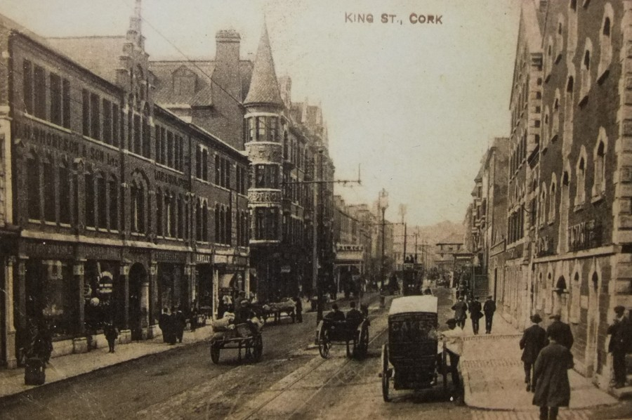 1046a. King Street, c.1910
