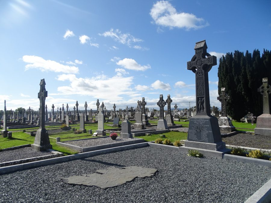 1070c. Monument to Michael Fitzgerald in Fermoy, present day; Michael Fitzgerald Road also exists in Togher, Cork City (picture: Kieran McCarthy).
