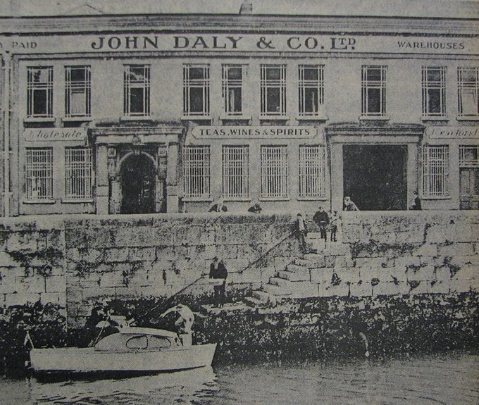 1779 Archway insitu, mid twentieth century (picture: Cork City Library)