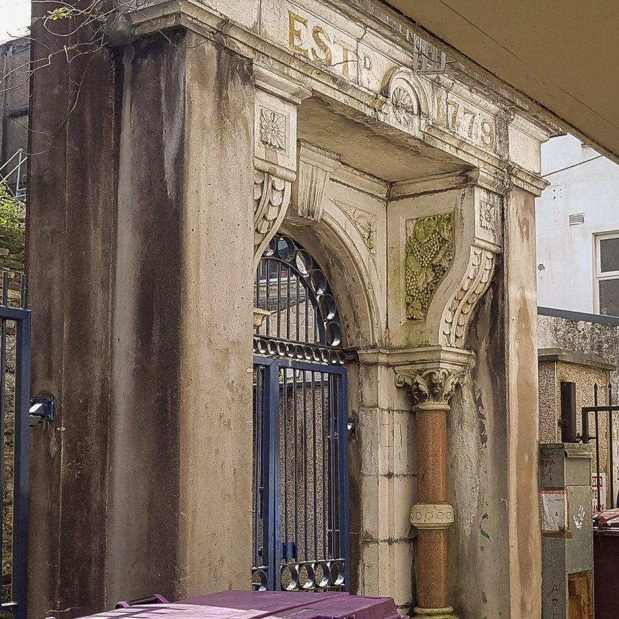 1779 Archway, Kyrl's Quay, Cork 2020 (picture: Cllr Kieran McCarthy)