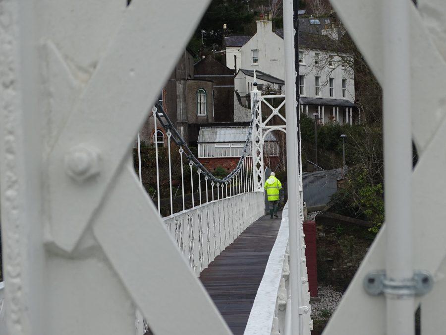 Daly's Bridge, Post Refurbishment, 16 December 2020 (picture: Kieran McCarthy)