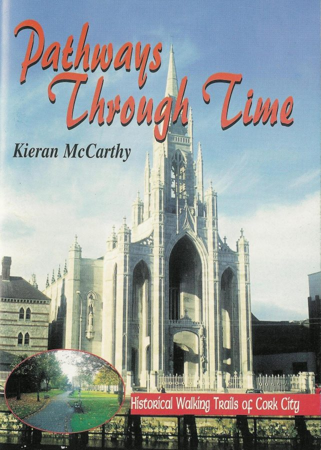 Front cover of Kieran McCarthy's Pathways Through Time (2001)