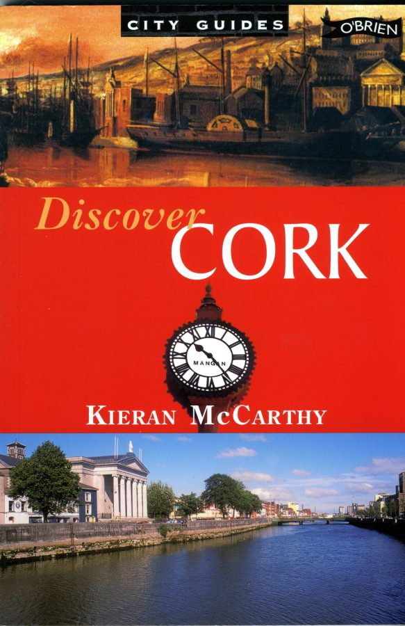 Front cover of Kieran McCarthy's Discover Cork (2003)