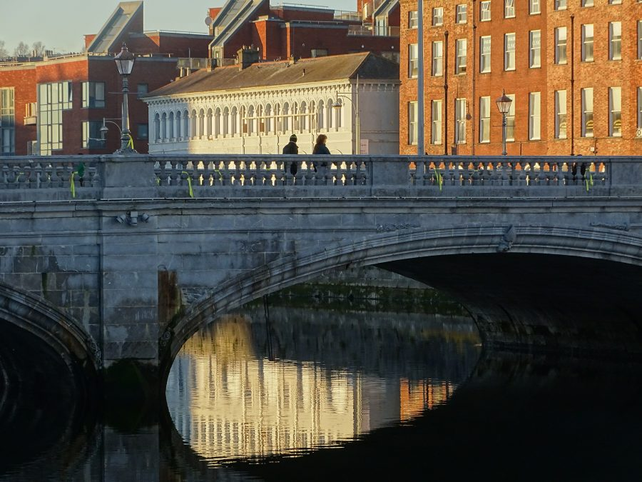 St Patrick's Bridge, Cork, present day (picture: Kieran McCarthy)